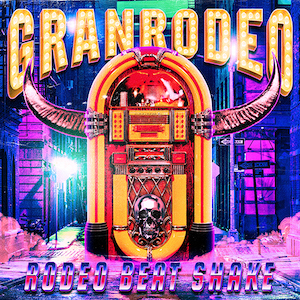 "【11/4】GRANRODEO Singles Collection ""RODEO BEAT SHAKE""を開く"